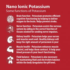 Potassium the wonder mineral critical for bodily functions Life Minerals